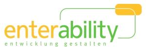 Logo der Initiative enterability